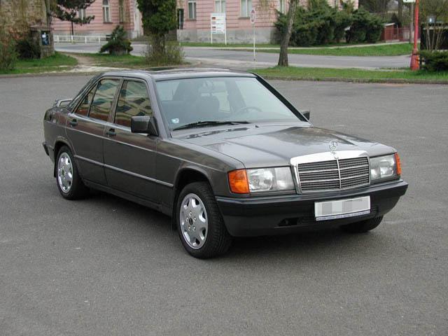 1984 mercedes benz w201 190e for 1984 mercedes benz 190e