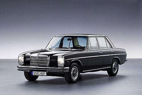 Mercedes Benz W114 W115