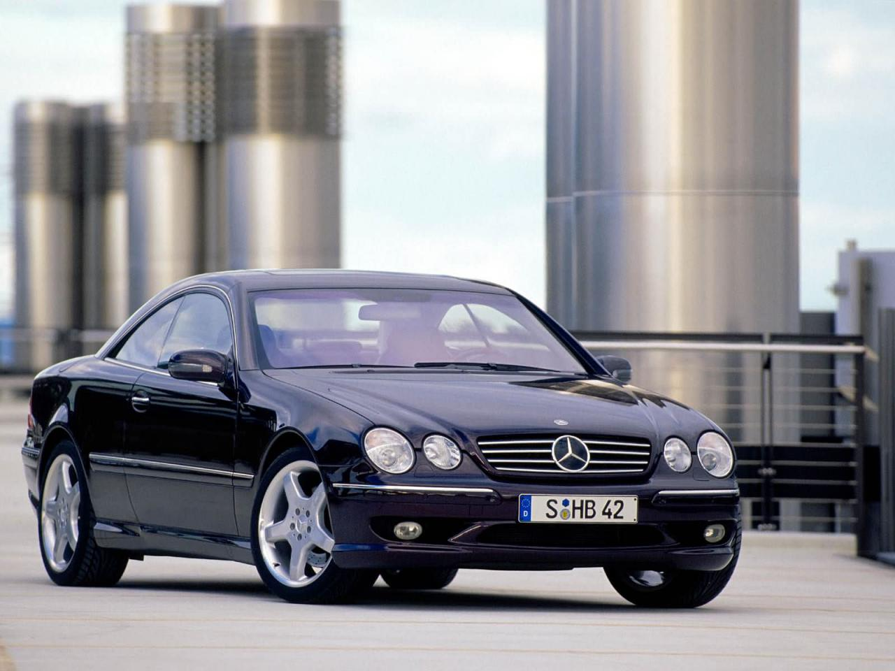 2000 Mercedes Benz C215 CL