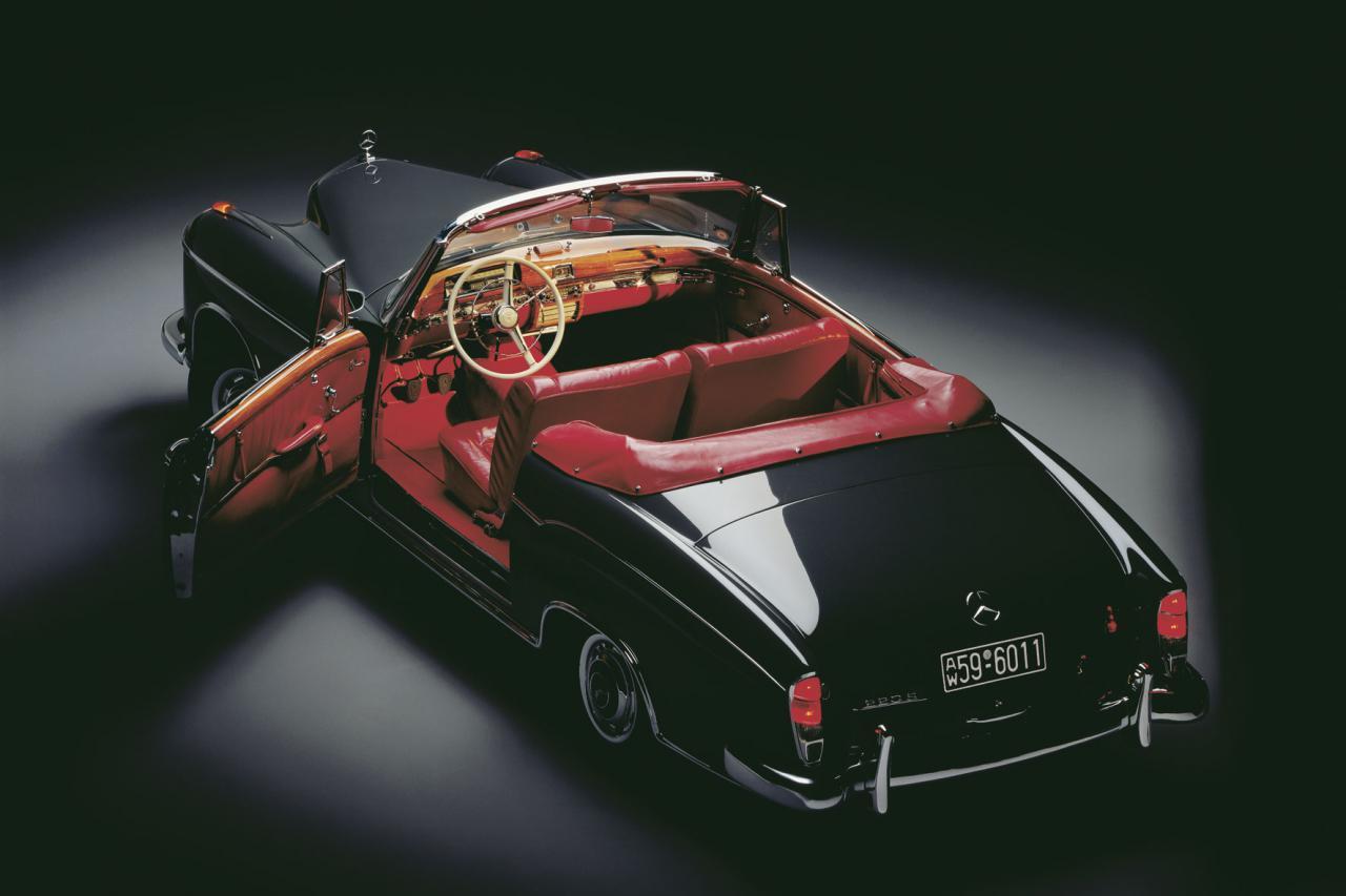 Mercedes benz w180 mbw180007 for Mercedes benz club