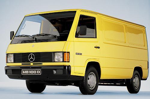 Mercedes Benz W631 MB100