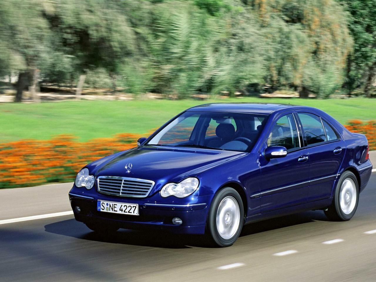 mercedes benz w203 rh en mercedesclub cz 2008 Mercedes C300 Mercedes W202
