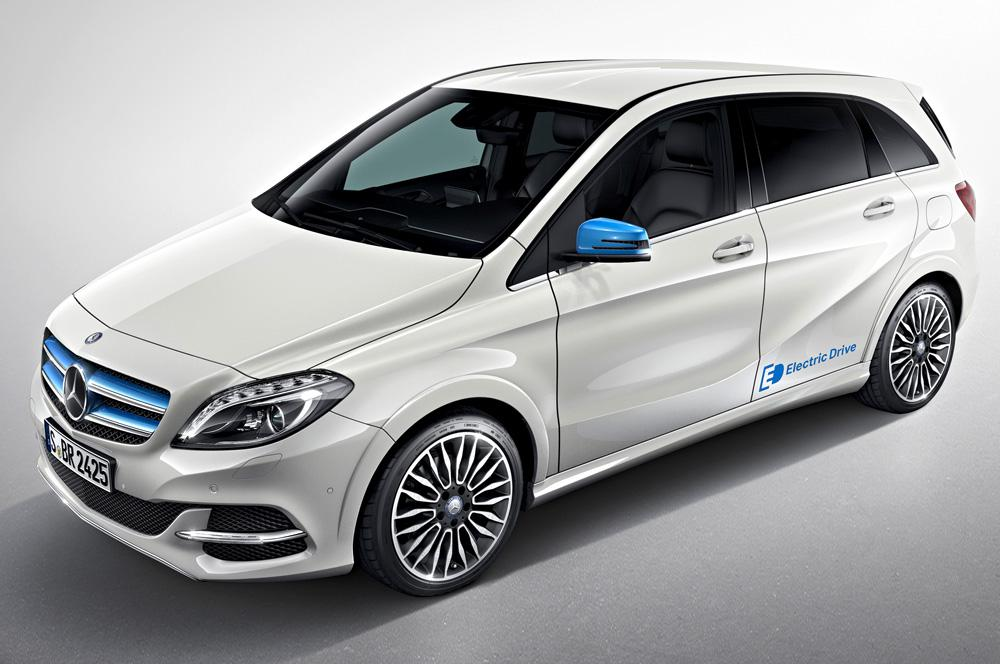 Mercedes benz w242 electric drive for Mercedes benz electric drive
