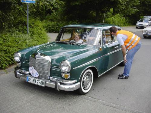 Mercedes Benz W110 Mercedes Benz W110