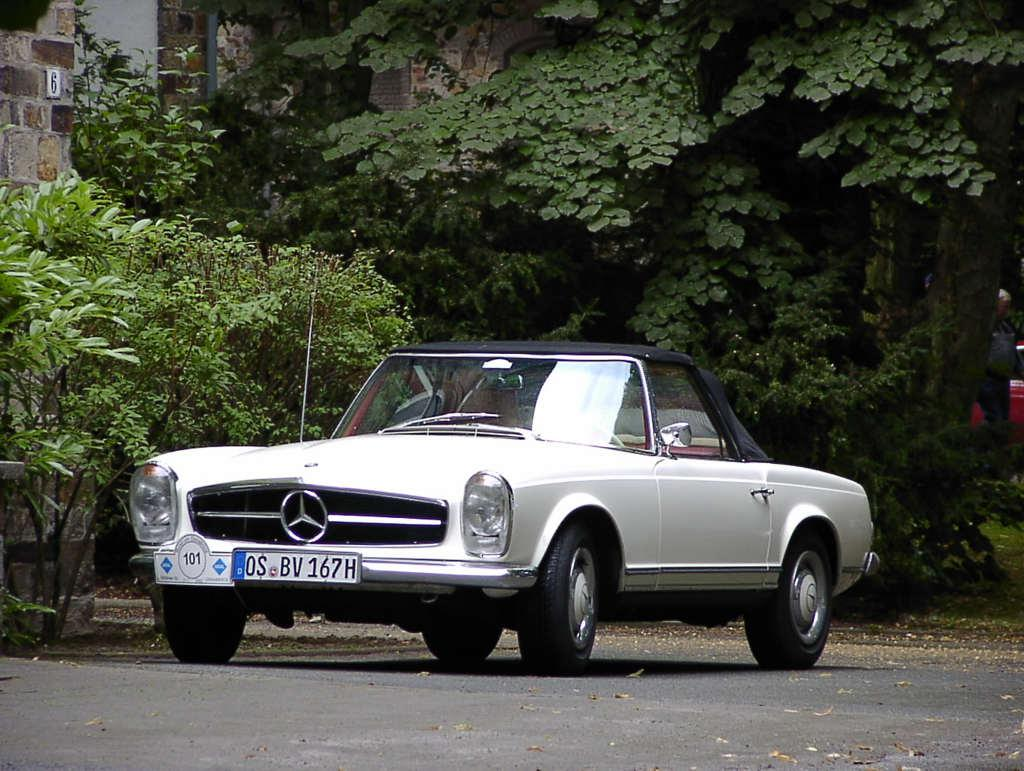 Mercedes benz w113 sl 230 sl for Mercedes benz w113