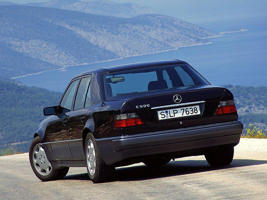 1990 mercedes benz w124 500e 1990 mercedes benz e500 w124 2 for Mercedes benz club
