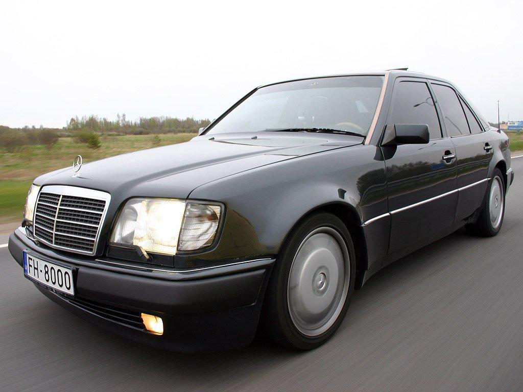 1990 Mercedes Benz W124 Jin
