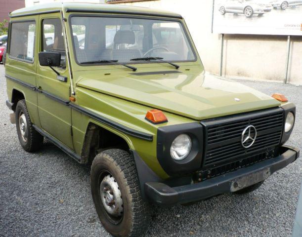 Mercedes benz g class w460 g14 for Mercedes benz club
