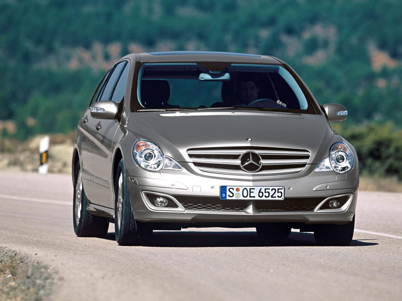 2005 mercedes benz w251 rclass 010 for Mercedes benz club