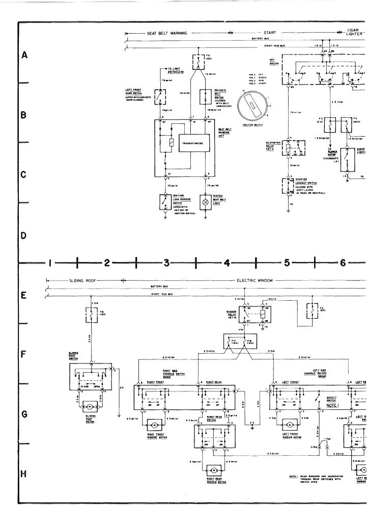 W115 300d Wiring Diagram Pdf  692 Kb