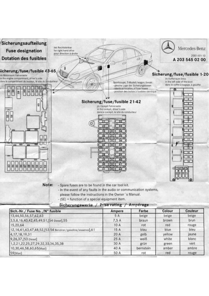 w203-fuses Radio Wiring Diagram C on toyota camry radio, trailblazer 4 whel drive, nissan maxima window, mazda rx-8, gmc yukon radio, ford sport trac, international 4300 ecm, dodge dakota, chevy blazer, gmc sierra,