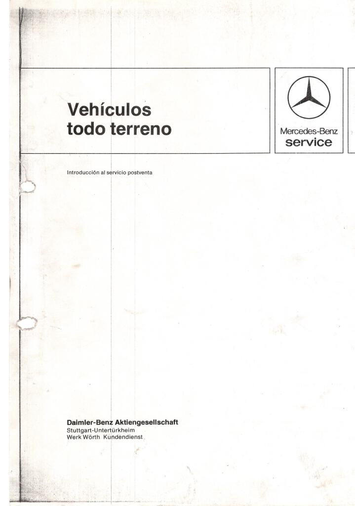 W460 Manual De Servicio Pdf  84 1 Mb