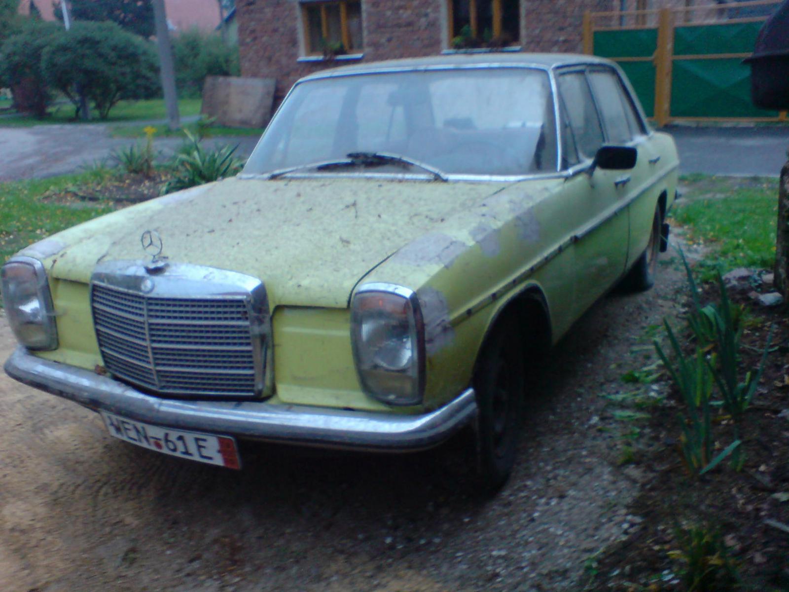 1970 Mercedes Benz W114/115 W
