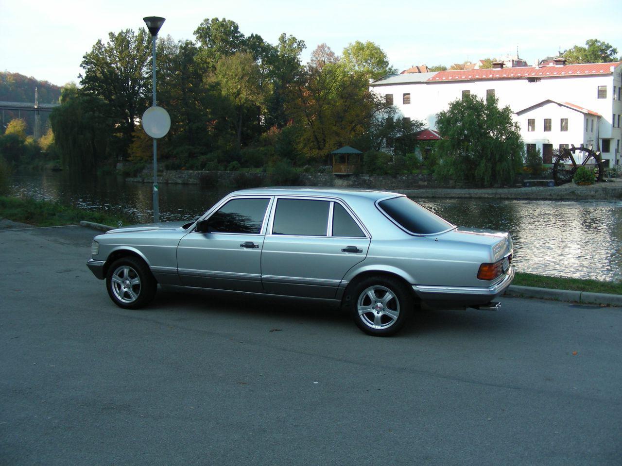 1990 mercedes benz w126 gasoline for Mercedes benz club