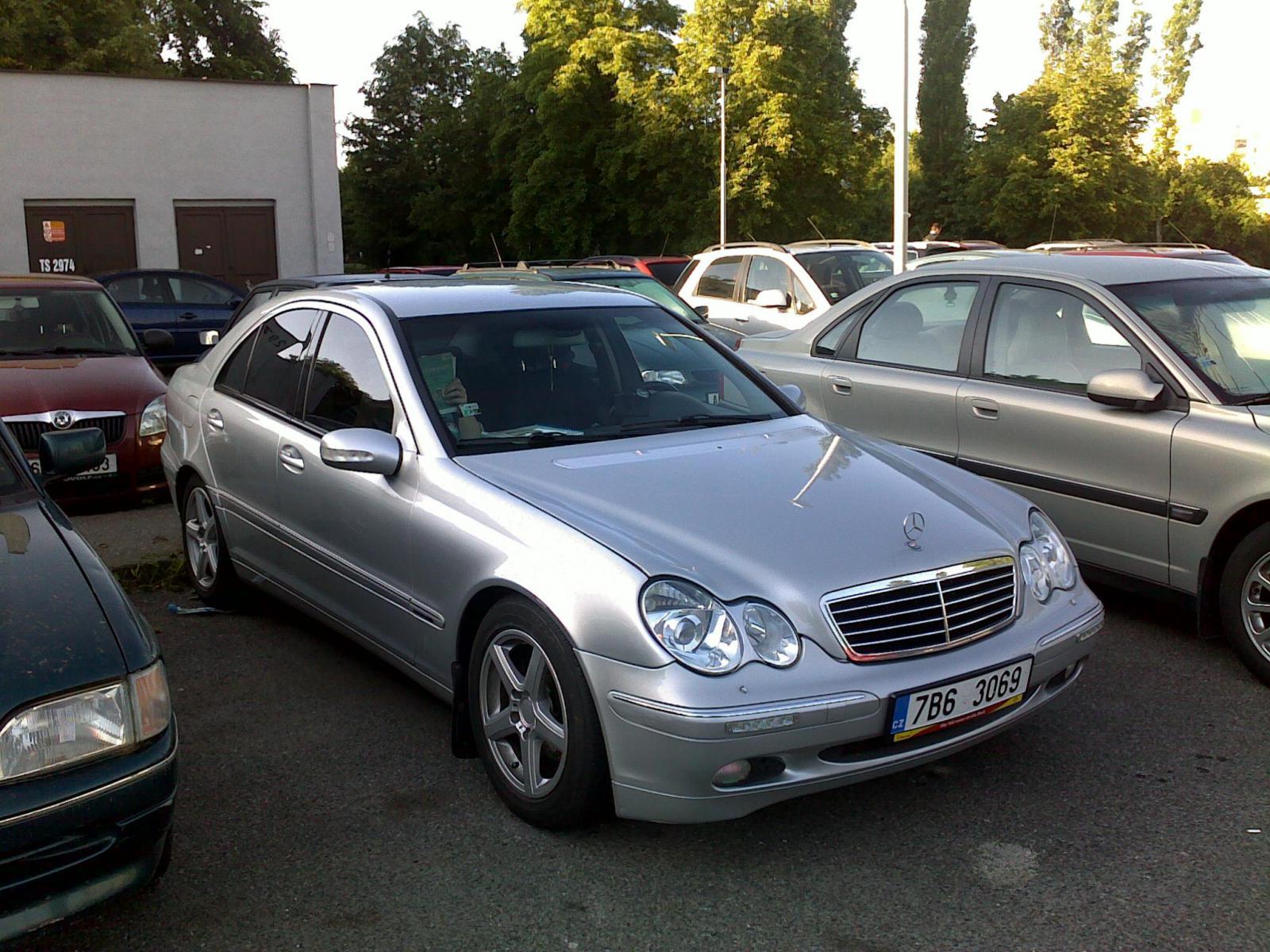 2001 mercedes benz w203 2 1 131 cui diesel 101 3 kw 235 nm for Mercedes benz club