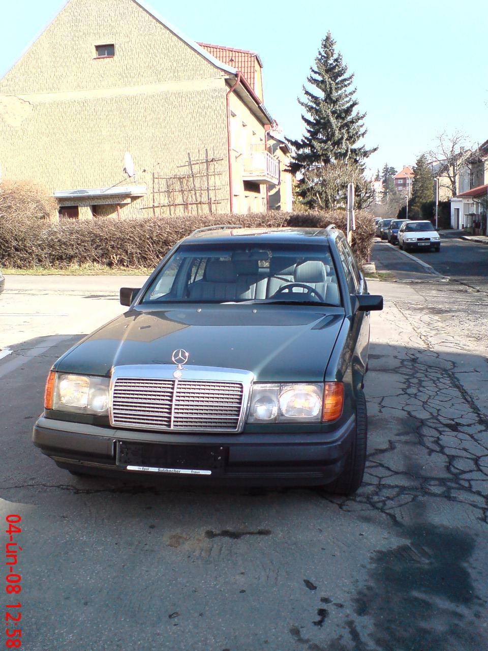 1991 Mercedes Benz W124 2.0