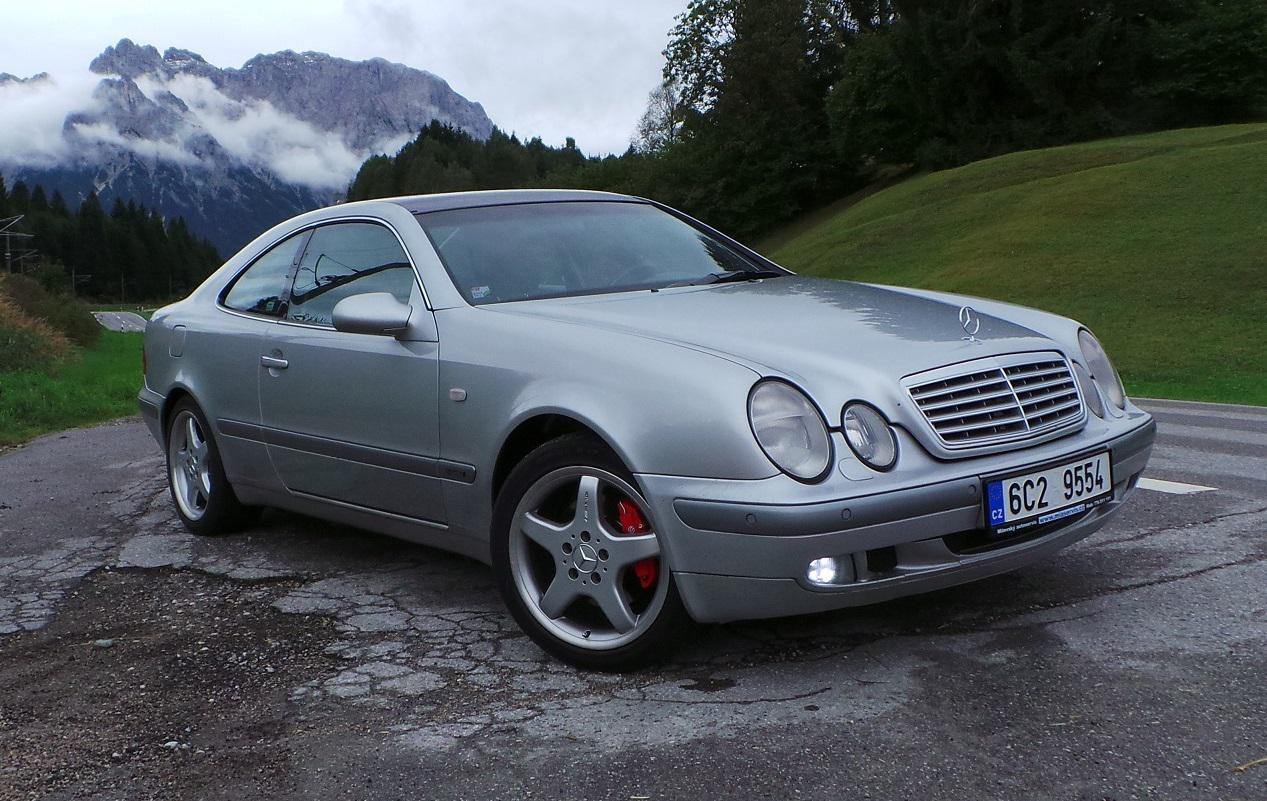 1998 mercedes benz w208 clk 3 2 195 cui v6 gasoline 160 for Mercedes benz v6